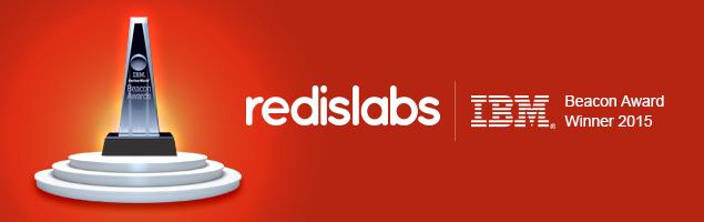 Redis Labs Wins Prestigious IBM Beacon Award