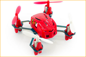 Redis Drone giveaways