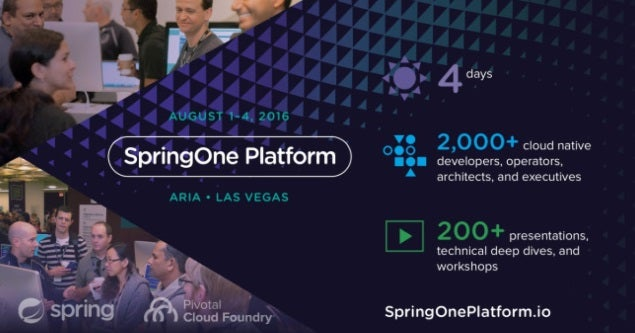 Springing Into Action: Pivotal and Redis Labs at SpringOne Platform 2016