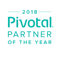 Pivotal Partner of the Year 2018