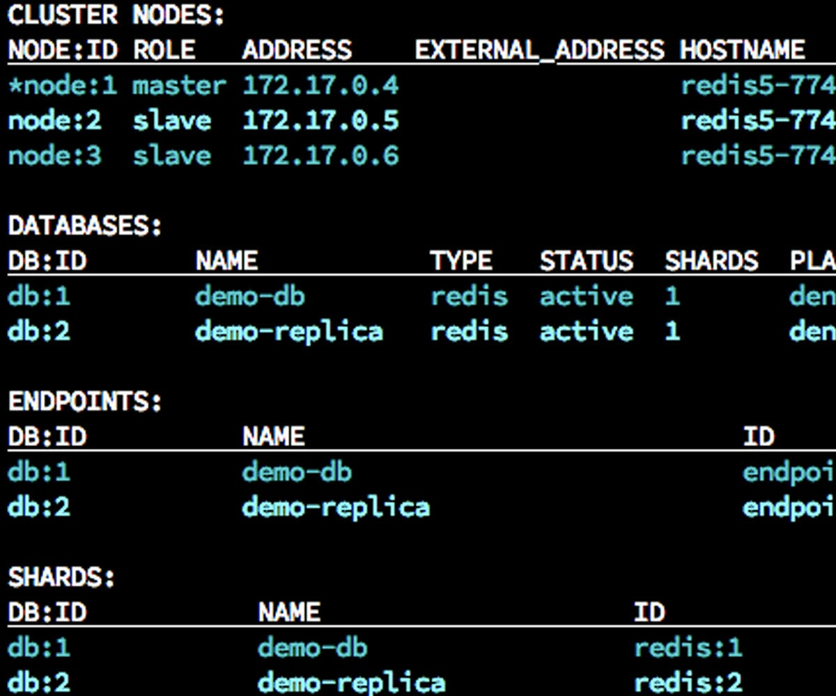 Local Kubernetes Development Using Minikube and Redis Enterprise