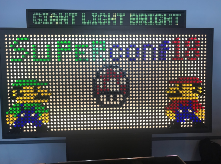 The Giant Light Bright