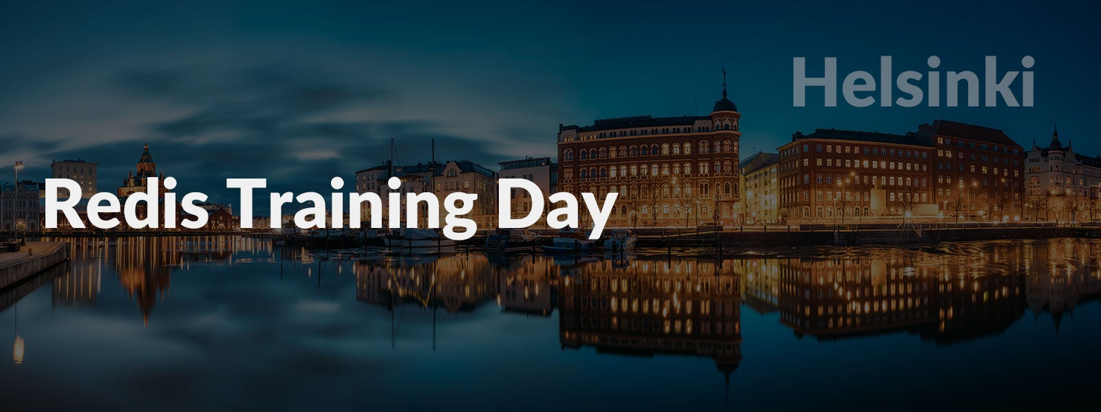 Redis Training Day Helsinki