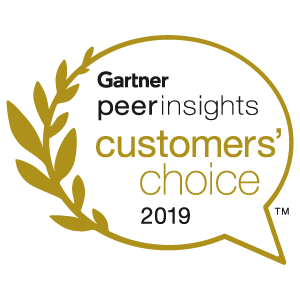 January 2019 Gartner Peer Insights Customers' Choice for Operational Database Management Systems