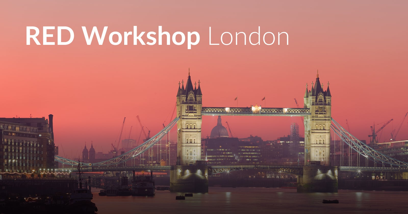 RED Workshop London
