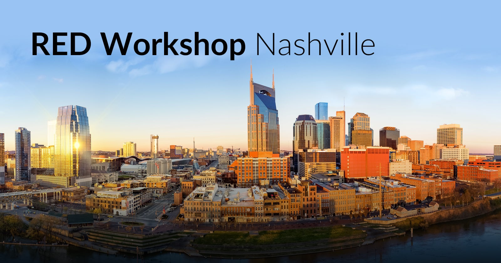 RED Workshop Nashville