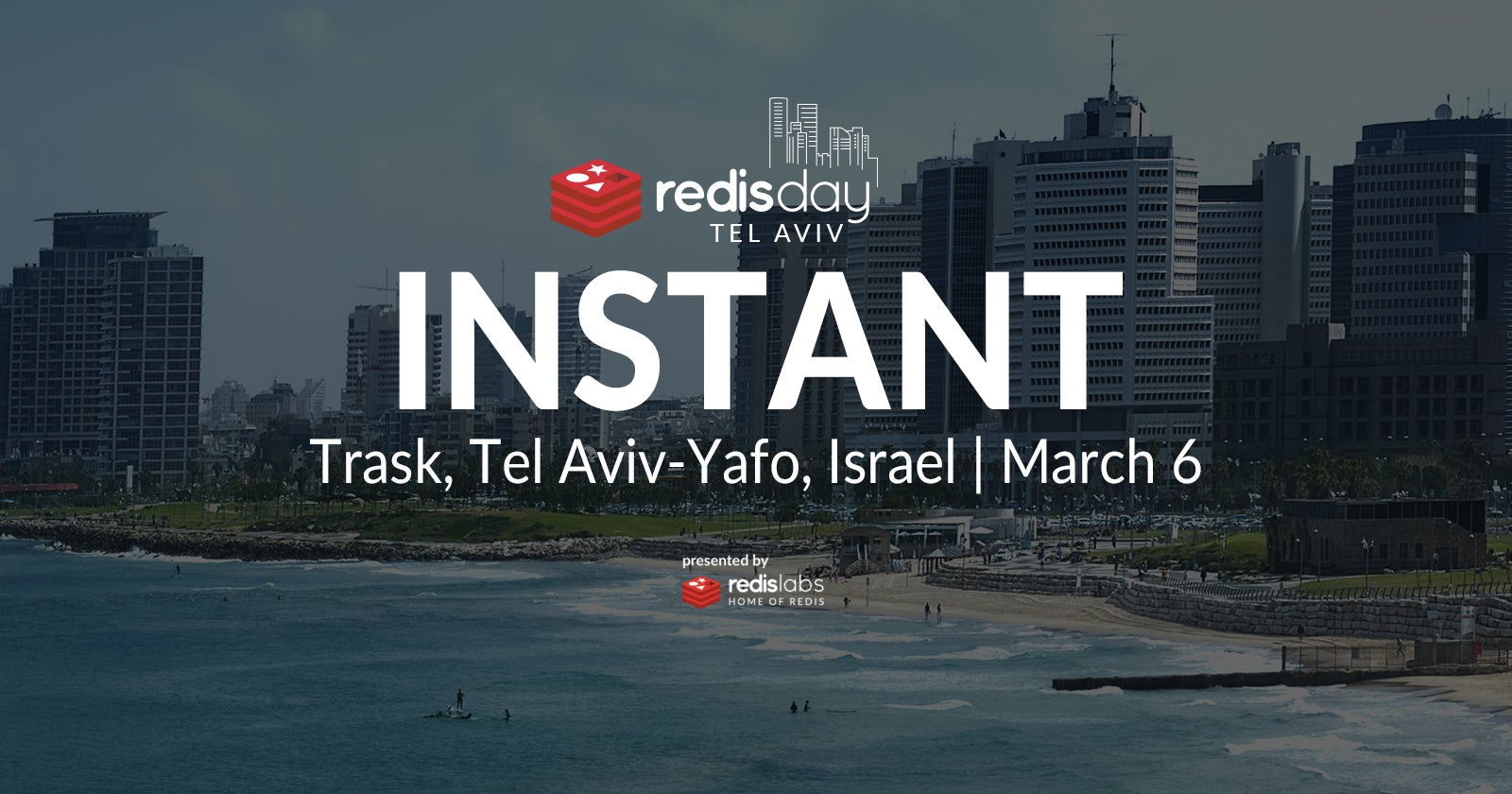 Redis Day Tel Aviv 2019