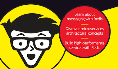 Redis microservices architecture book & ebook