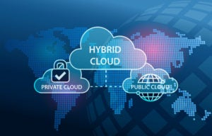 private cloud vs public cloud. hybrid cloud strategy