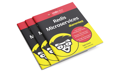 How Redis Fits with a Microservices Architecture