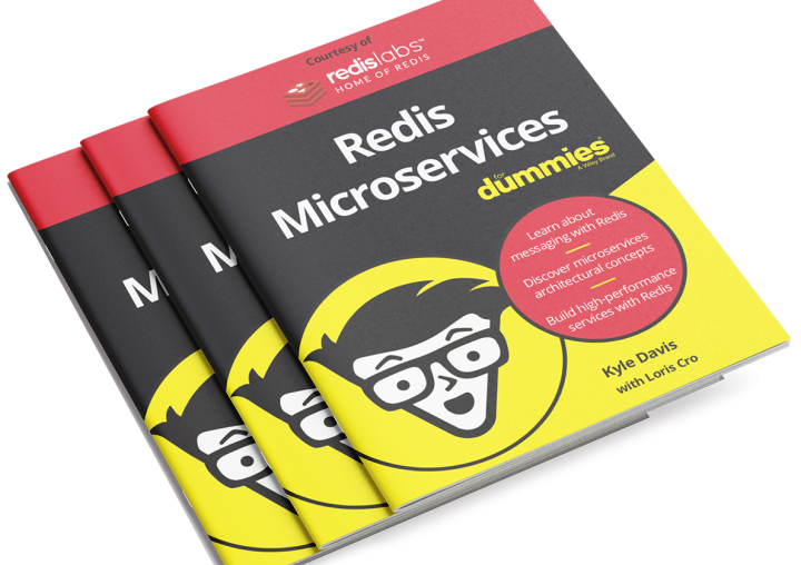 Redis Microservices for Dummies