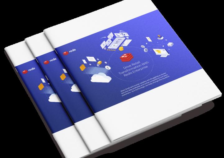 Driving Retail Transformation with Redis Enterprise