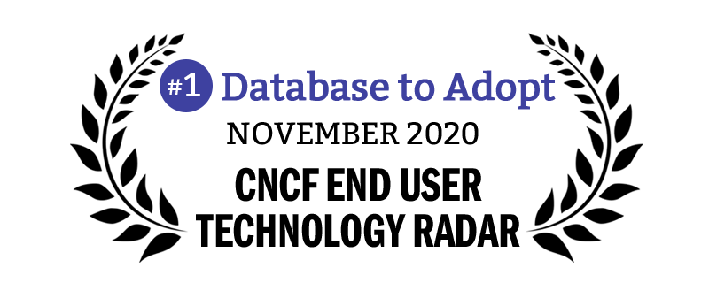 Redis is the #1 database to adopt based on CNCF 2020
