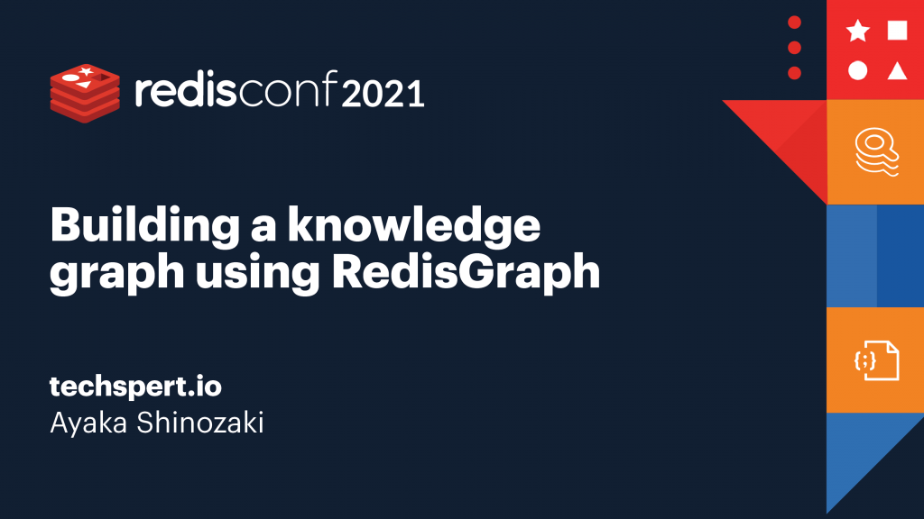 Knowledge graph with RedisGraph