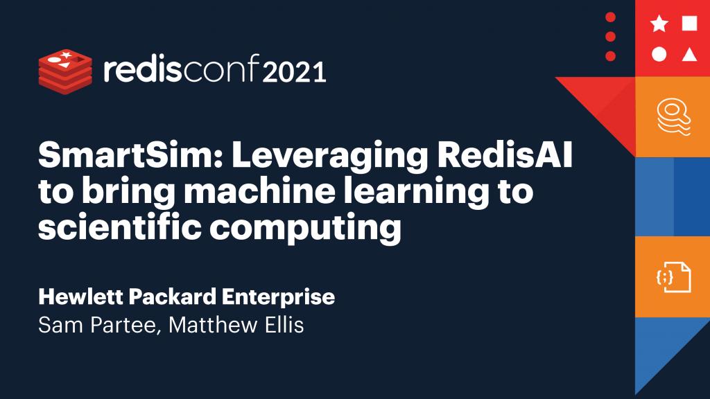 Redis AI for SmartSim