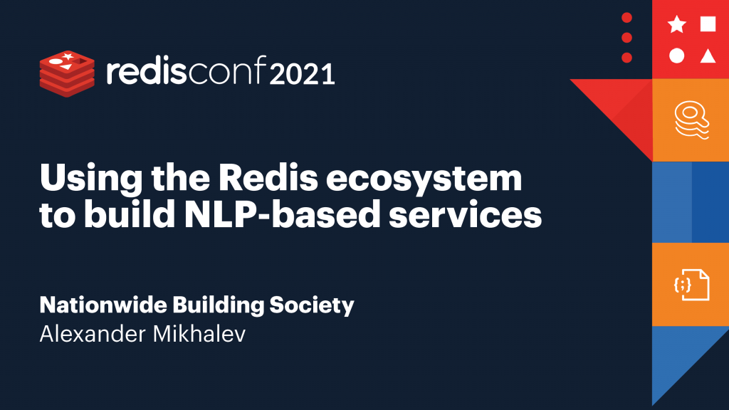 Redis for NLP-based services