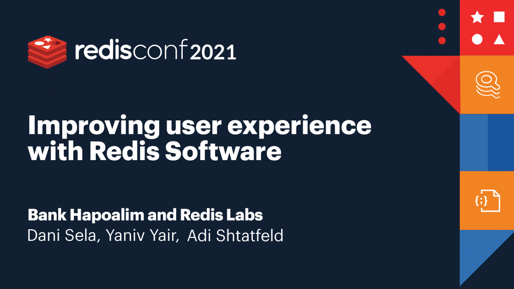 UX with Redis Software
