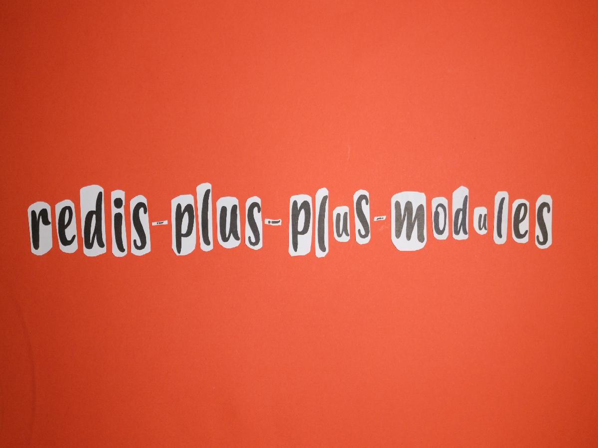 Redis-plus-plus-modules