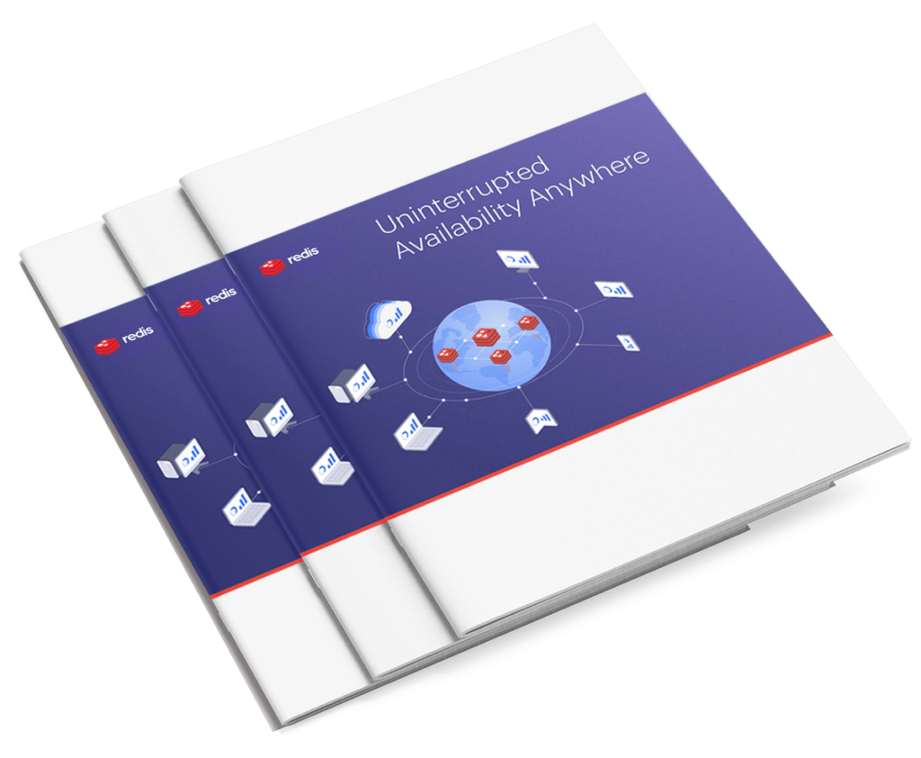 Uninterrupted Availability Anywhere White Paper
